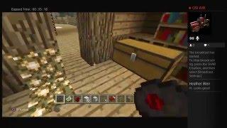 Minecraft first video