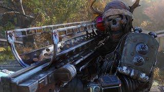 Fallout 76 PvP is a BAD JOKE