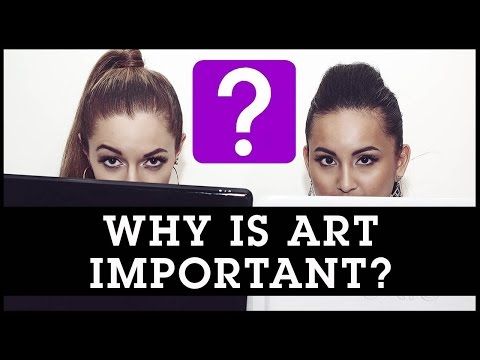 Why Is Art Important: A MUST WATCH For Artists + Creative Entrepreneurs