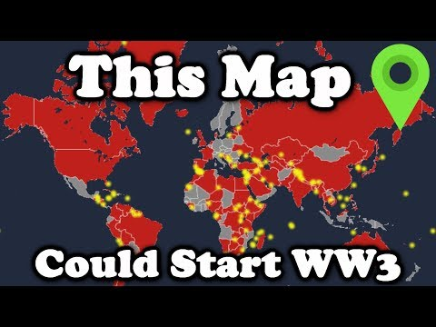 These 5 Maps Will Change The Way You See The World
