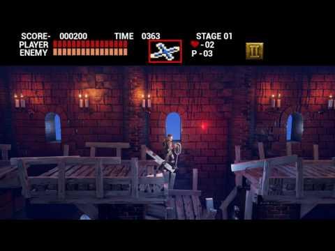 Castlevania 1 unreal remake update