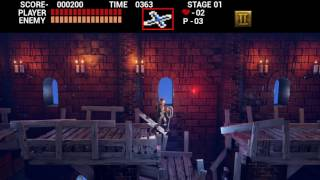 Castlevania 1 unreal remake update