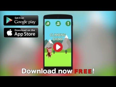 Terry the Climbing Chimp Promo Video