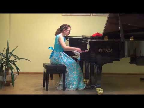 11.11.17 Nõmme Music School, Concert of M. Marchenko' class students, Tallinn, Estonia. II-nd Part