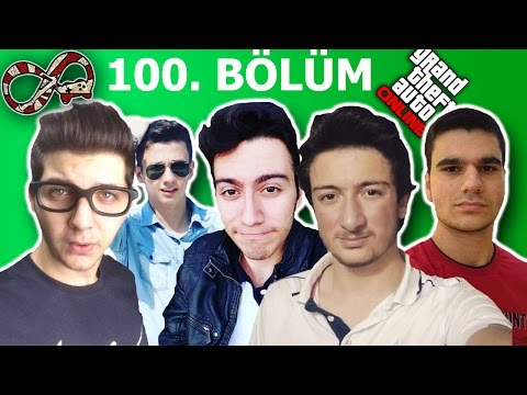 BEST OF GTA KOMİK MONTAJ 100. BÖLÜM ÖZEL !