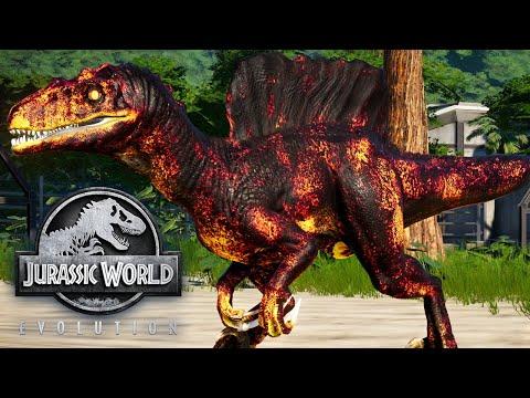 Jurassic World Evolution #62 - Der HYBRID SPYRANNORAPTOR & der ULKIGSTE HATZEGOPTERYX! LP JW Deutsch |