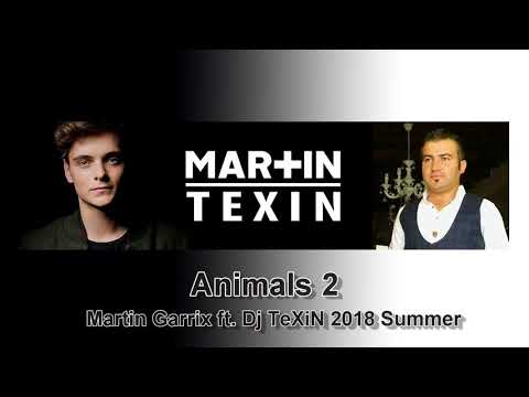 Martin Garrix ft. Dj TeXiN Animals 2 Remix 2018 Summer Hits :D