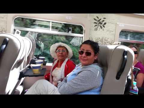 Peru 2014- Expedition train ride