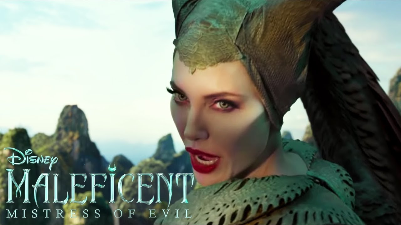 Maleficent Mistress Of The Evil New Trailer Release Date