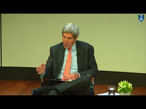 YCC: John Kerry on Fossil Fuels