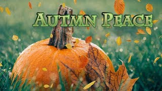 """Peaceful music, Relaxing music, Nature Instrumental music """"Enchanted Autumn"""" by Tim Janis"""