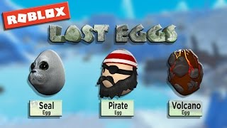Roblox Egg Hunt 2017, The Lost Eggs ( Nederlands )