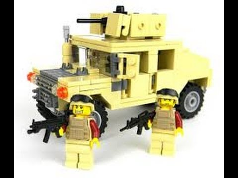 Lego brickarms unboxing youtube