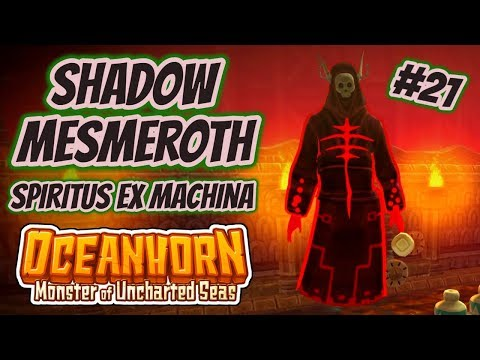 Oceanhorn: Monster Of Uncharted Seas | Shadow Mesmeroth - Spiritus Ex Machina