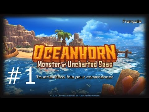 [FR] Let's play Oceanhorn - ile d' Hermit - Episode 1 sur iOS