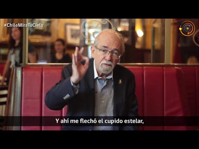José Maza te invita al Día de la Astronomía 2018 #ChileMiraTuCielo
