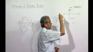 Module 3 - Lecture 1 - Unbalance in Machines...