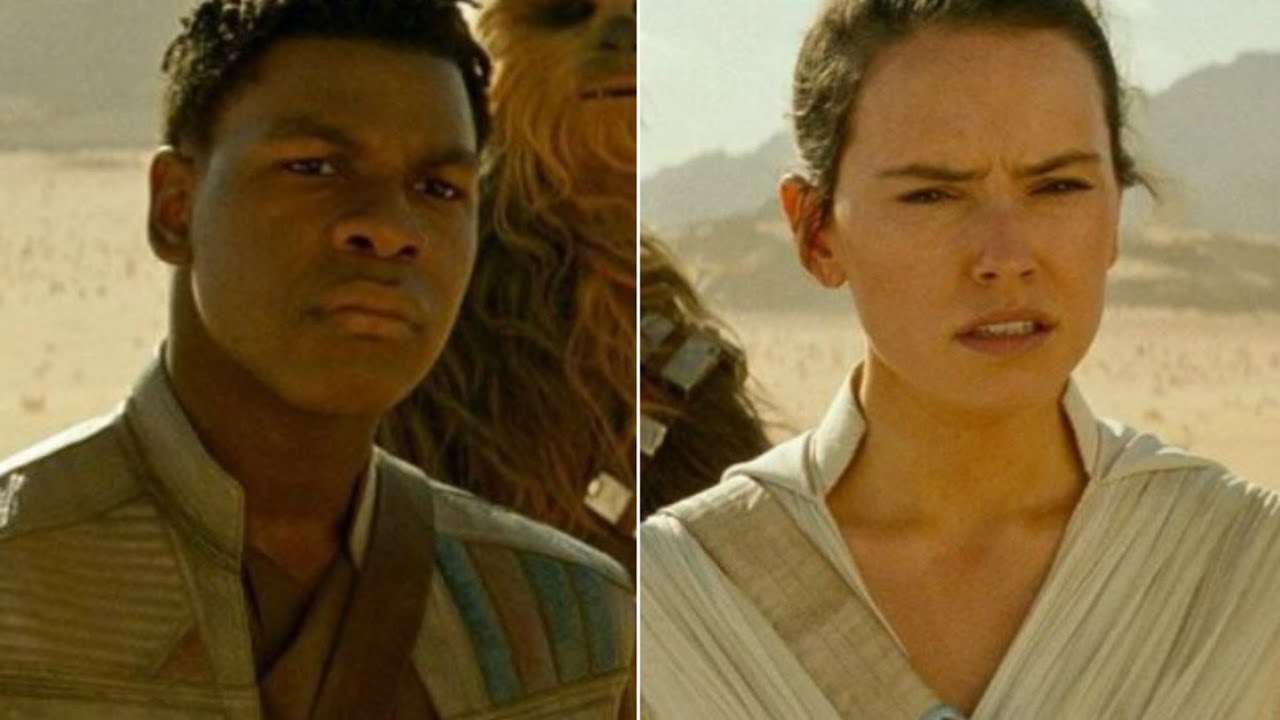 We Now Know What Finn Wanted To Tell Rey In Rise Of Skywalker