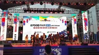 [1ST PRIZE - KFood FAIR KPOP DANCE COVER 2018] BTS (방탄소년단) FAKE LOVE + G-DRAGON - BULLSHIT@ FGDance