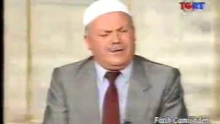 """Hafız Yusuf Gebzeli - """"Allah Adın Zikredelim"""" (Fatih Camii Canlı Yayın - 1993)"""