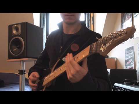 Nickelback - Animals (Guitar Cover HD)