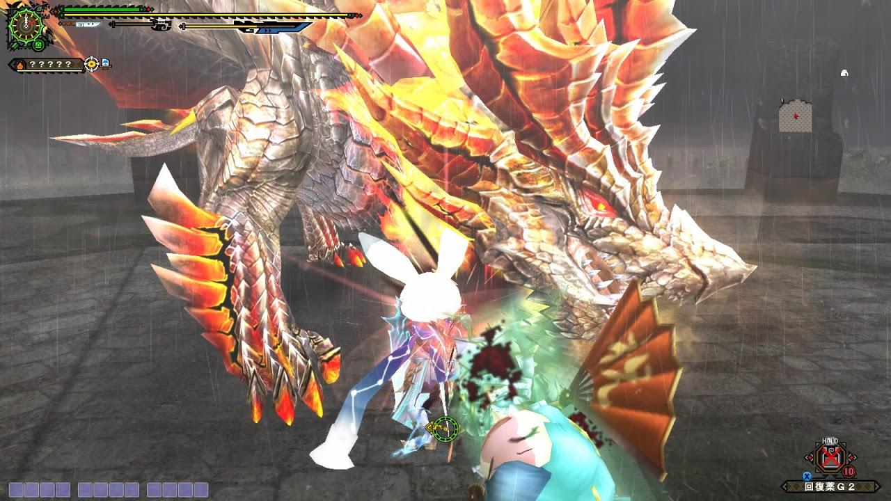 Monster hunter frontier z ruling guanzorumu solo