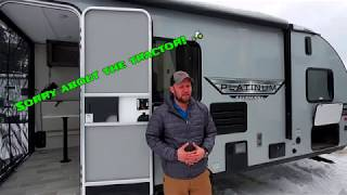 2020 Forest River Inc Salem FSX 181RTX Camping Toy Hauler.