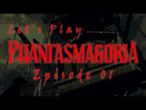 New Home | Let's Play Phantasmagoria (blind) #01