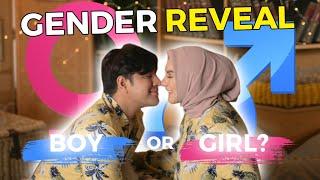 Exclusive!! Gender Anak Kami... | Ammar & Irish