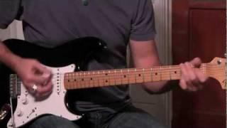 Guitar Lesson - Jimi Hendrix