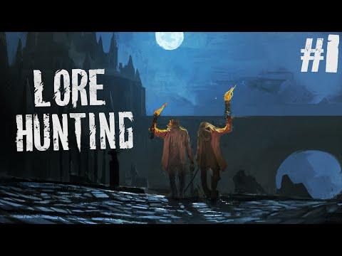 Bloodborne Lore Hunting ► The Beast Hunt