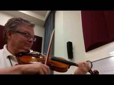Mythos 2nd violin part