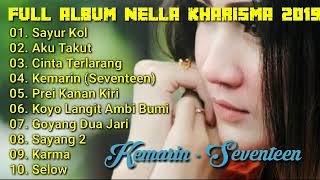 Gambar cover Full Album Nella Kharisma 2019 - Kemarin (Seventeen)