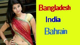 Traffic Asia 2019/ Bangladesh, Bahrain, India