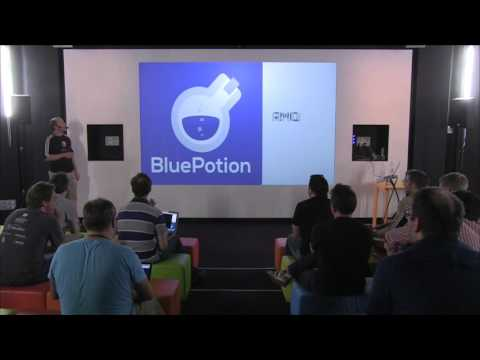 thumbail for Introducing BluePotion: The Rails of RubyMotion Android