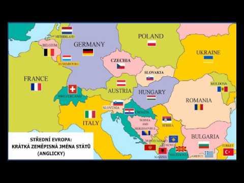 Czechia Cekija A Dalsi Staty Evropy Youtube