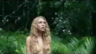 Adan y Eva en el paraiso