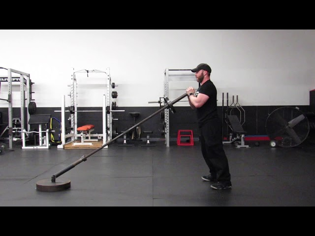 LANDMINE 2 HAND PRESS