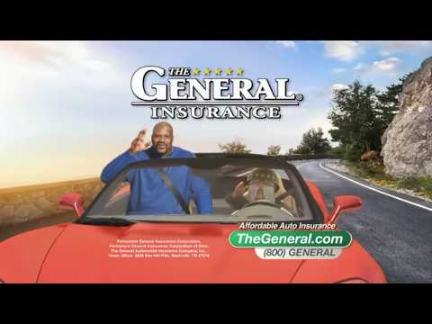 The General Auto Website Loads Progressive Insurance in Frame