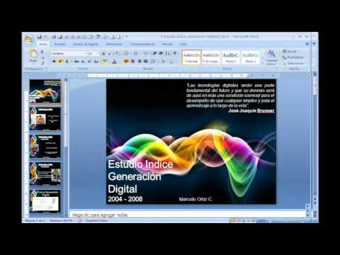 Tutorial PowerPoint (Opciones Avanzadas - I Parte) - YouTube