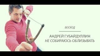 Андрей Губайдуллин [ Восход agency ] : не собираюсь облИзывать(, 2013-11-15T16:04:03.000Z)