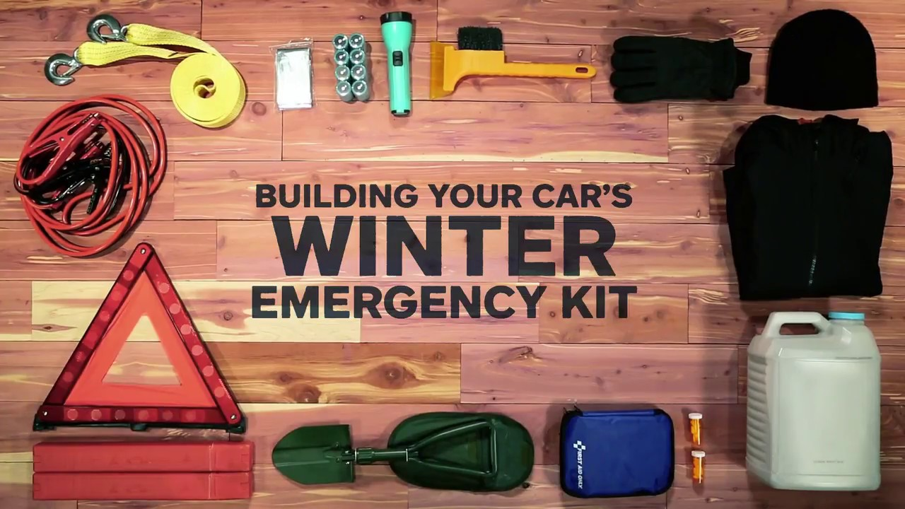 How to Build a Winter Emergency Kit for Your Car - Allstate Insurance