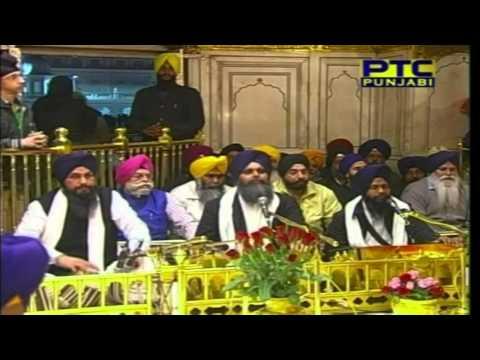 Aarti Sahib - Bhai Karaj Singh Ji Hazoori Raagi- Live Recording Harmandir Sahib Ji - 2 Feb 2015