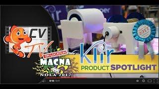 MACNA 2017: Klir Fleece Filter
