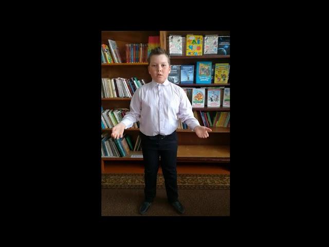 Изображение предпросмотра прочтения – ДаниилБуторин читает произведение «Жаворонок» В.А.Жуковского