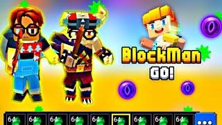 BUG ON FREE GCUBES Blockman go Блокмен го сломал всем кровать в бед варсе.