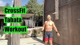 CrossFit Full Body Tabata Workout- with Italo Naibo