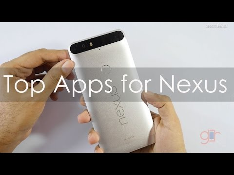 Best Apps for Your Nexus / Stock Android Smartphones