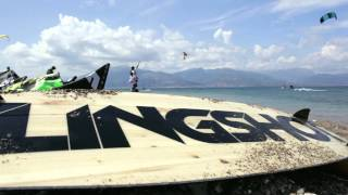 """No Work""presents: The Greek slingshot kite team!"