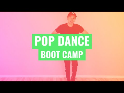 Pop Dance Boot Camp | Dance For Beginners